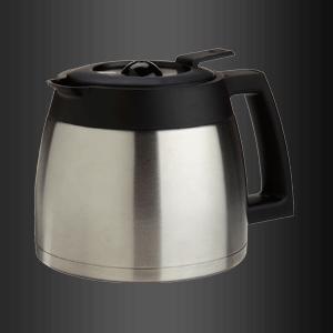Cafetera acero inoxidable