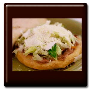 Bocados Mexicanos ( Sopecitos)